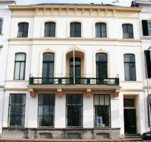 gebouw IJsselkade